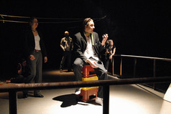 2008. // Godot on a hot tin roof