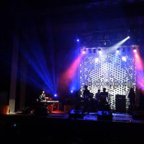 Americana music concert, Belgrade