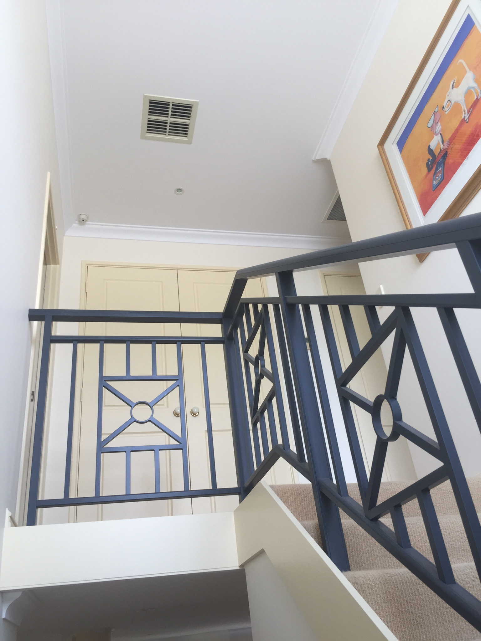 Doubleview home - interior painting