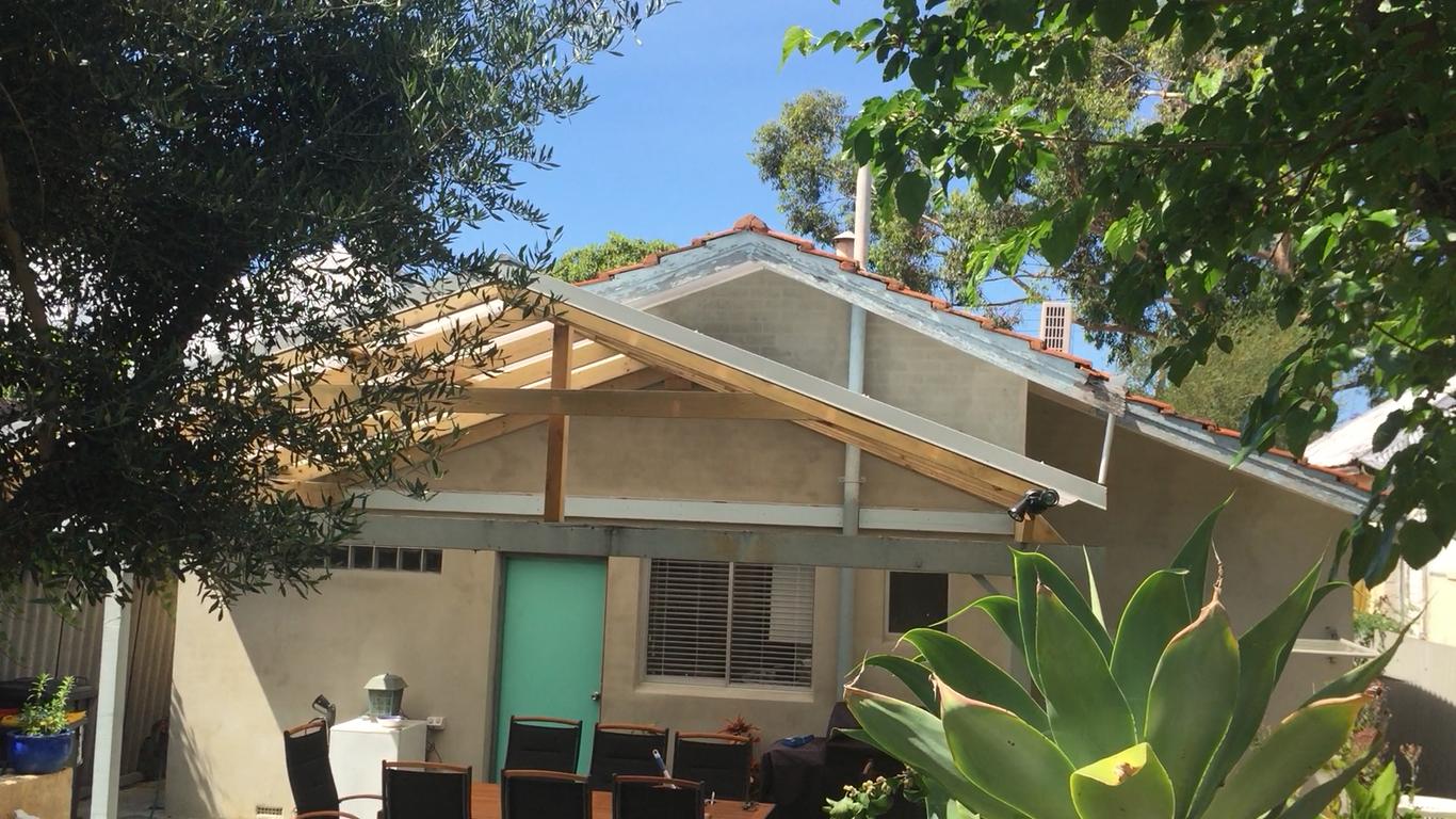 Subiaco home - before