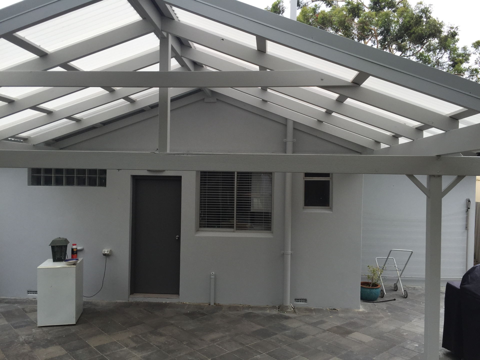 Subiaco home - after painting
