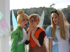 Fairy Friends and Alice