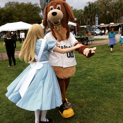 Alice and the Riverdog