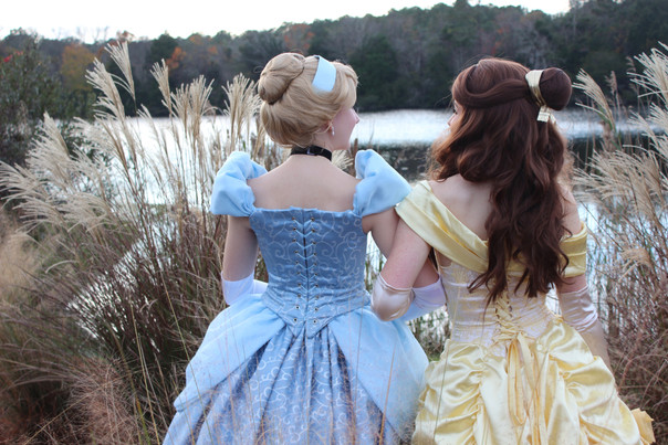 Cinderella and Beauty