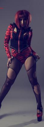 Model: Maeva Photo: Gil Rivera Hair & MUA: Mia - TheMLook