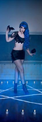 Model: Blacklite Barbie Photo: Ava Dae Photography