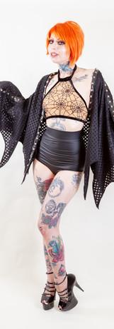 Model: Allison Goldfire Photo: Opt Photo