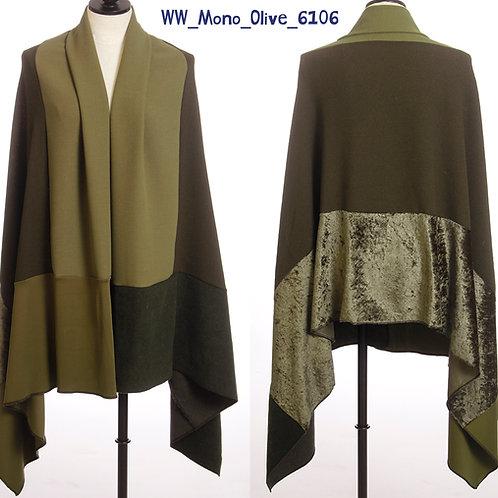 WoolieWrap 6106 Monotone_Olive