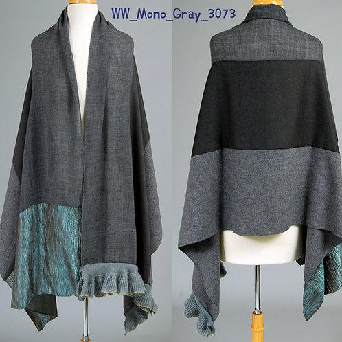 WoolieWrap 3073 Monotone Gray