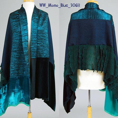WoolieWrap 3068 Monotone Blue