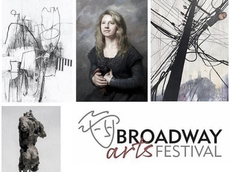 Broadway Open Art Competition and Selling Exhibition