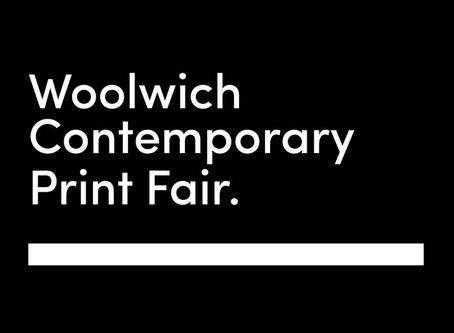 Woolwich Contemporary Print Fair 2020