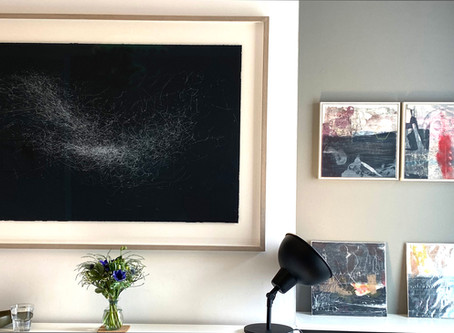 Exhibition 'A Place to Breathe' - Irving Gallery, Oxford