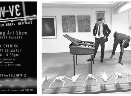 New Wave Exhibition - Viner Gallery, Wolverhampton
