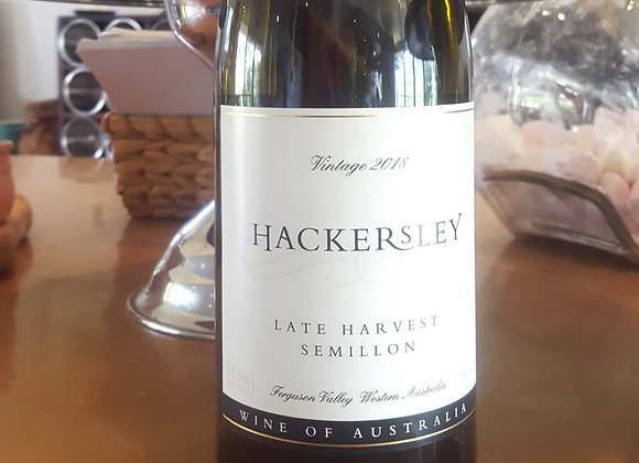Late Harvest Semillon 2018