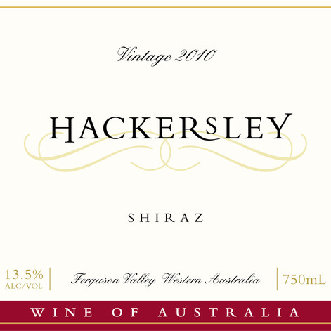 Hackersley Shiraz