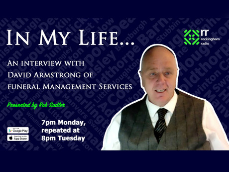 An interview with David Armstrong of Funeral Management Services