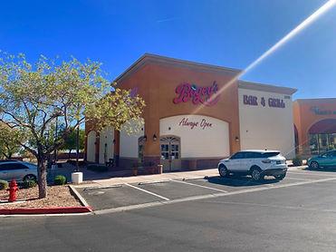 Bogeys West Store Front