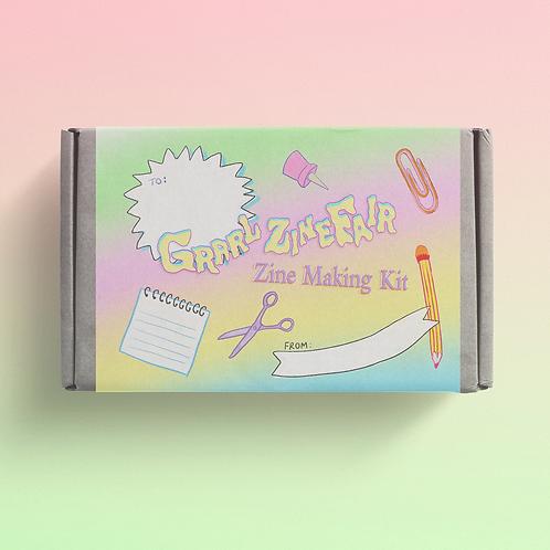 Zine Making Kit
