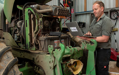 Margaret River Machinery Service Department