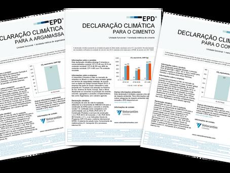 Declarações Climáticas são publicadas em Português