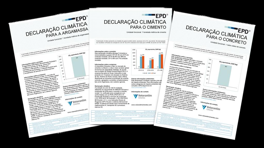 ce857fc14 Declarações Climáticas são publicadas em Português