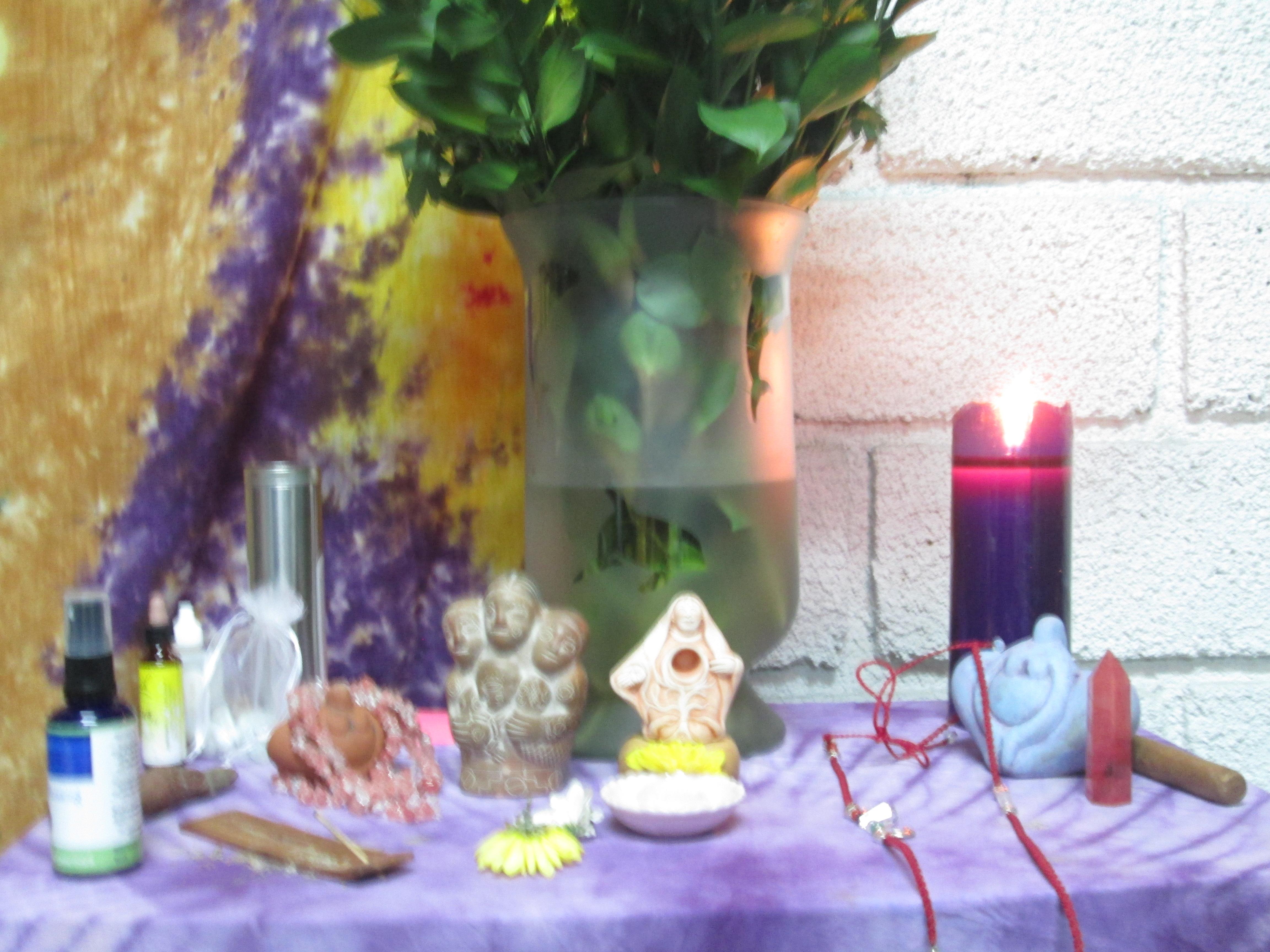 Altares que Acompañan