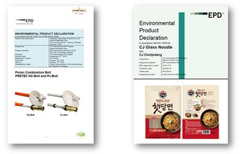 8f562af6d Primeiras EPDs registradas na Coreia do Sul e China