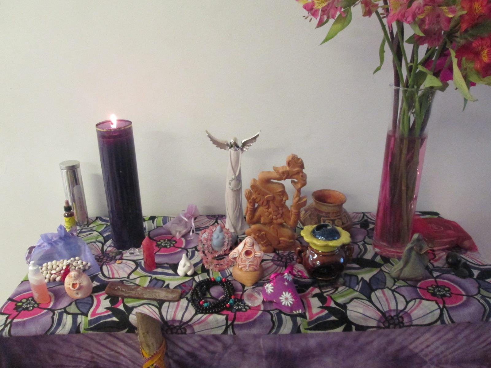 Altares que Sostienen