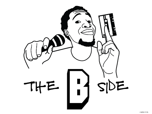 The B Side (DIY) zine v1