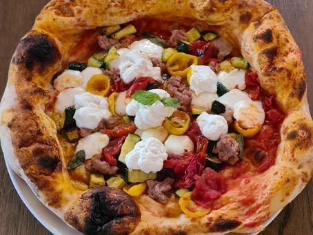 La Pizza senza Nome
