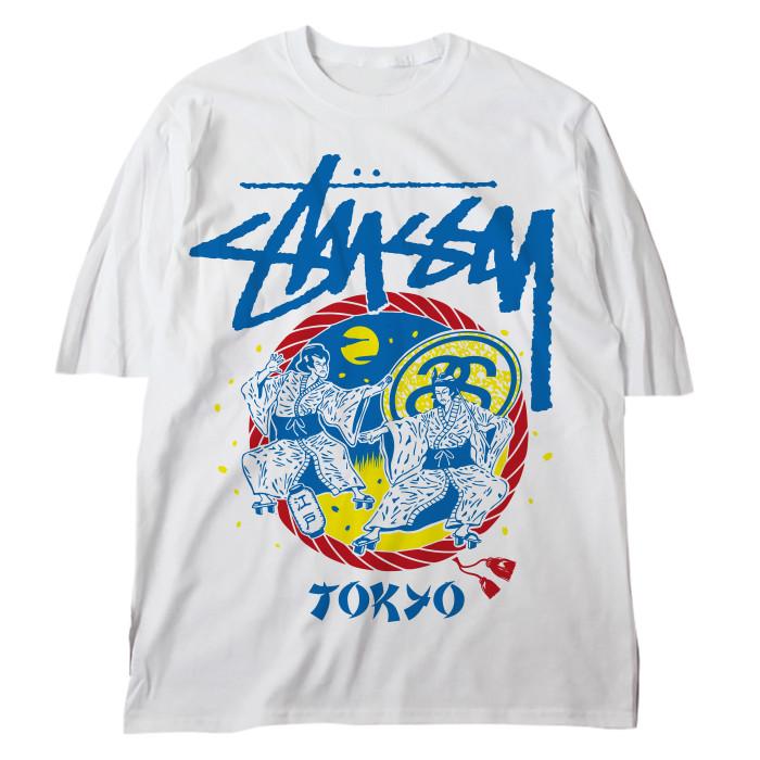 STUSSY Tokyo Chapt T-shirt