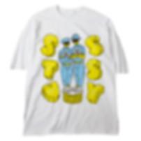 "MAMMOTH × STUSSY"" Kid's TEE Design"