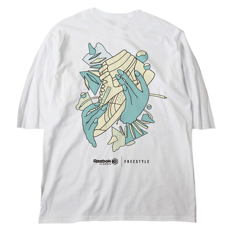 Tee for 54.11 in Reebok NYC