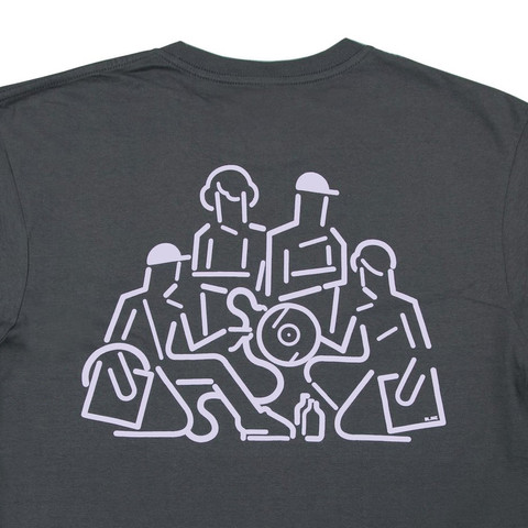 Turntable Lab from NYC's Convention Tee