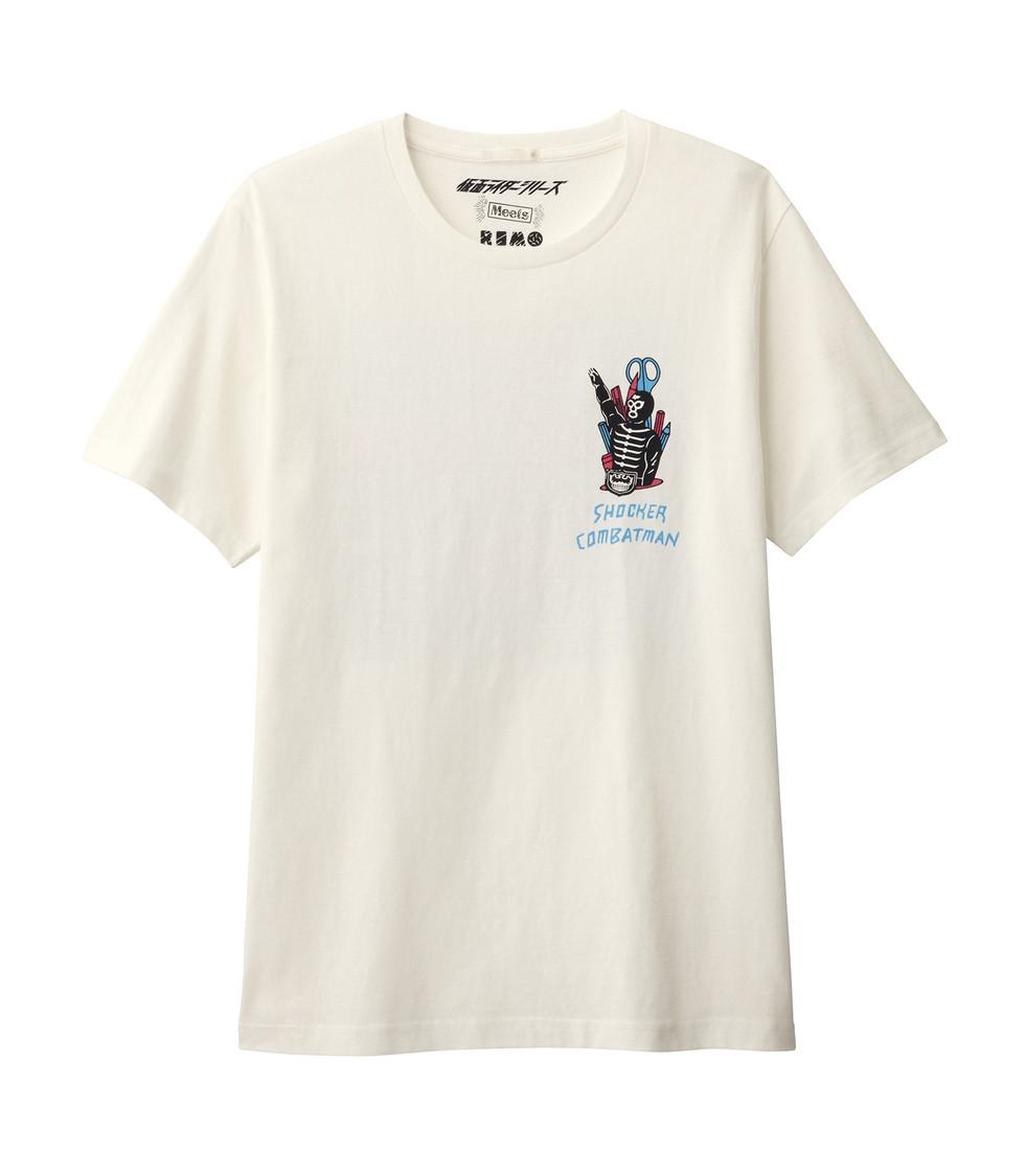 Romo | GU×BANDAI presents 仮面ライダーTシャツ