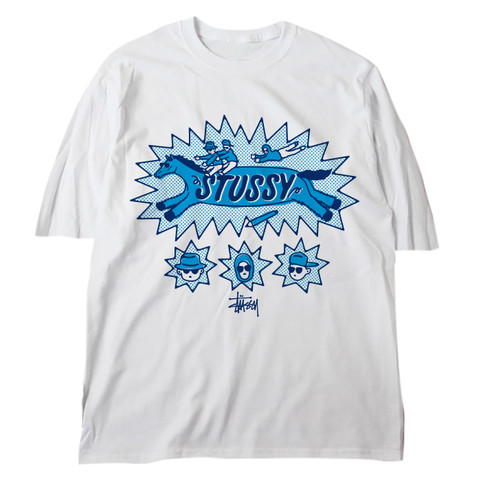 "STUSSY ""Year Of The Horse 2014 Tee"""