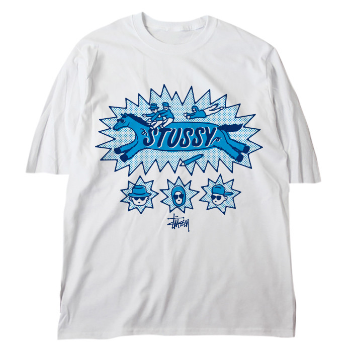 """STUSSY """"Year Of The Horse 2014 Tee"""""""