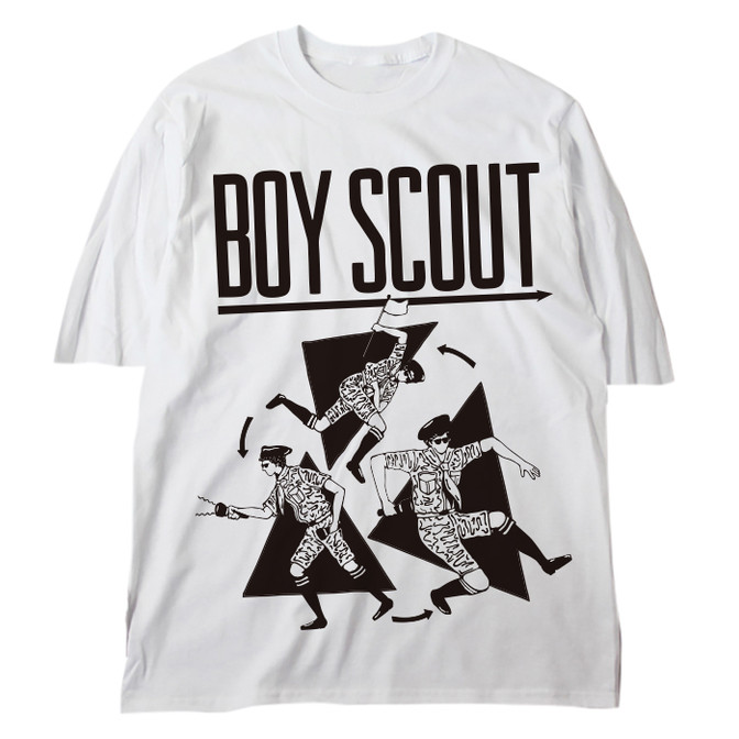 "Rimo | YES by REVOLVER Tee ""BOY SCOUT"""