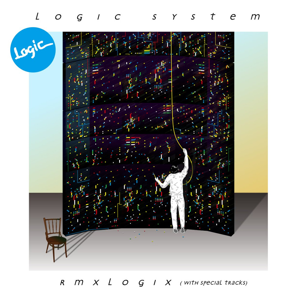 LOGIC SYSTEM / RMXLOGIX Vol.01 Cover
