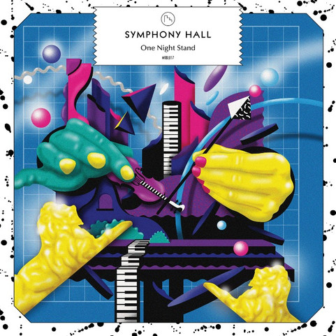 Symphony Hall / One Night Stand Digital Music Cover