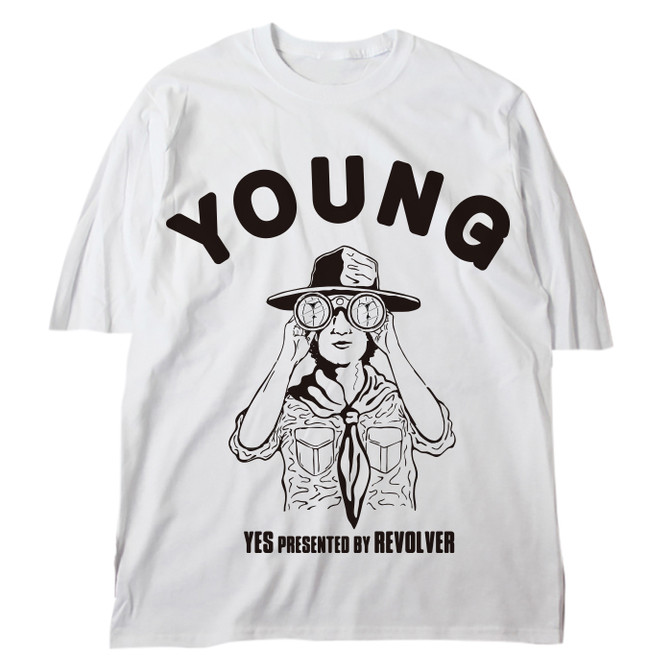 "Rimo | YES by REVOLVER Tee ""Young"""