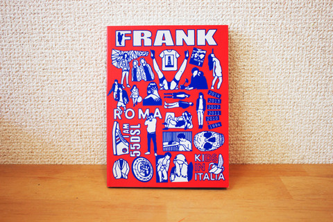 FRANK &  DIESEL Book Cover Design