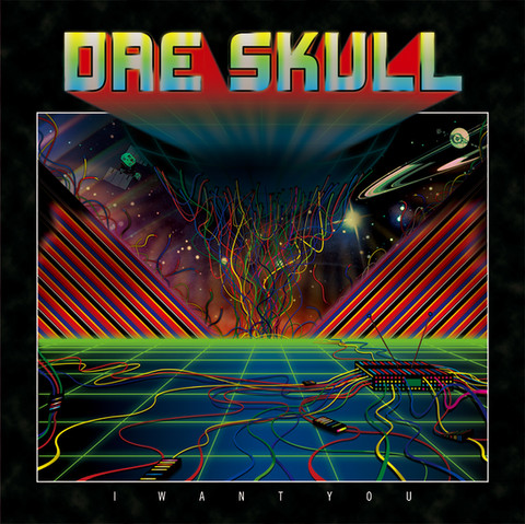 Dre SKull / I WANT YOU Cover Design