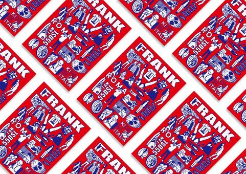 FRANK &  DIESEL Book Cover Design