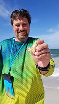 SHELL TOUR GUEST FINDS A JUNONIA
