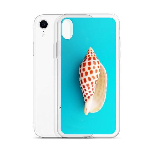 iPhone Case - Junonia on Aqua