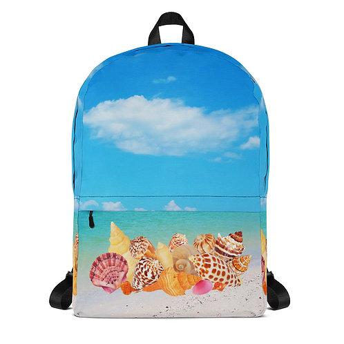 Backpack - SWFL Sunny Shell Daze