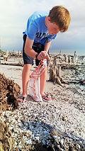 SHELLING ON KICE ISLAND