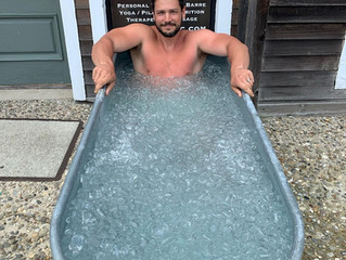 The Iceman Cometh! Get in touch with your human potential with Wim Hof